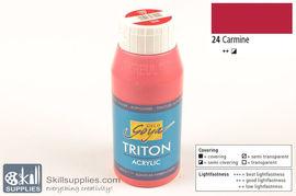 AcrylicPaint Carmine