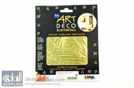 Beaten Metal 6pc Gold