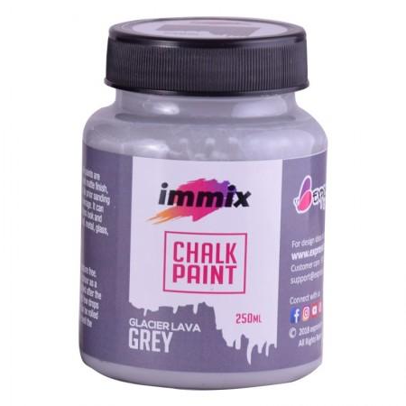 Chalk Paint Glacier Lava Grey