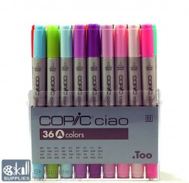 Copic Ciao Set,36A images