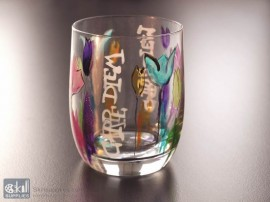 Glass Outliner Gold