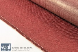 Jute Cloth Maroon - 4 Sq ft images