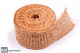 Jute ribbon 10 m Natural images