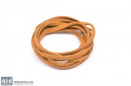 LeatherCord Suede BurntOrange images