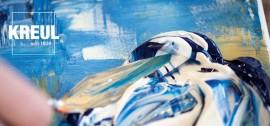 Liquid AcrylicWatercolor Set
