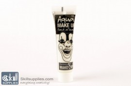 MakeUp Tube White images