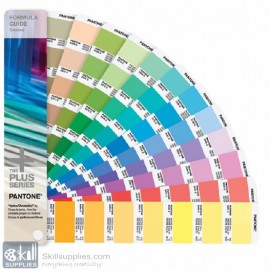 PANTONE PLUS SERIES FORMULA GUIDE Solid Coated images