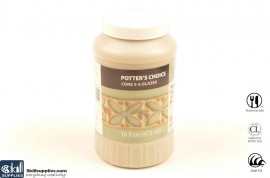 Pottery High Fire Glaze PC-25 Textured Turquoise