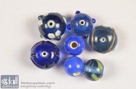 Super fancy glass beads 29