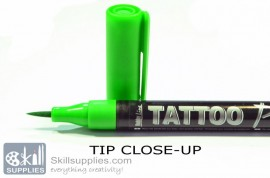 Tattoo Pen Green images