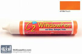 Window DesignPen Peach