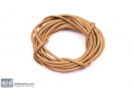 Leather Cord Natural 3