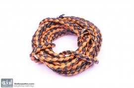LeatherCord Patterned12