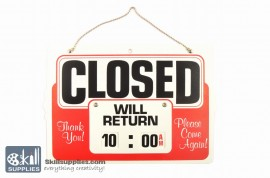 Open & Close Sign images