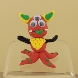 PolymerClay Kids Yellow images