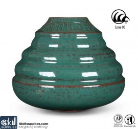 Pottery Low Fire Glaze A-40 Seafoam Green images