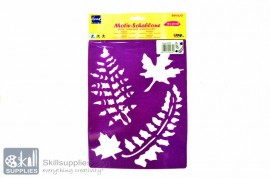 SelfAdhesive Stencil 2d images