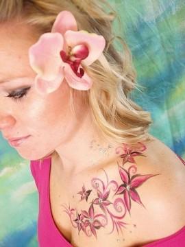 Tattoo Pen Violet