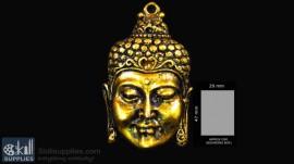 Antique gold finish Buddha