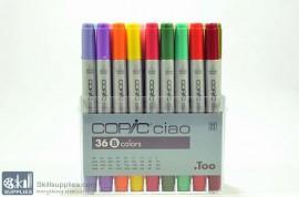Copic Ciao Set,36B