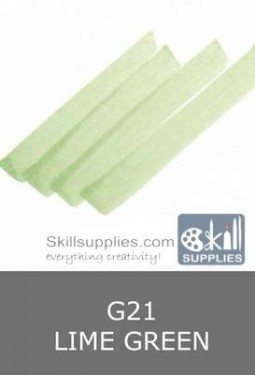 Copic Lime green,G21