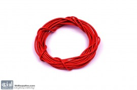 Leather Cord Red 1 images