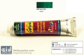 OilColour SapGreen images