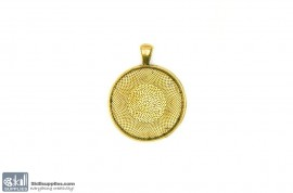 Pendant Tray25 Gold