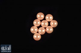 Round glass beads Pearls 3