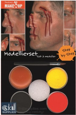 Scars MakeUp Kit images