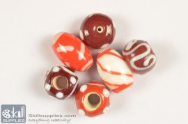 Super fancy glass beads 31