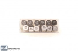 Copic Original Cool Grey Set of 12 images