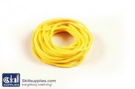 Craft cord Yellow 5m images