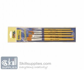 Craftpaint Brush Set 3 images