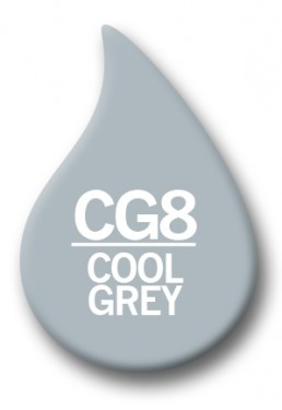 Ink Refill 25ml CoolGray,CG8 images