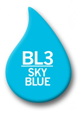 Ink Refill 25ml SkyBlue,BL3 images