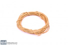 Leather Cord Natural 2 images
