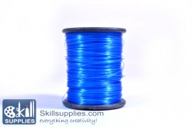 Nylon cord 0.3mm blue, 100 mts images