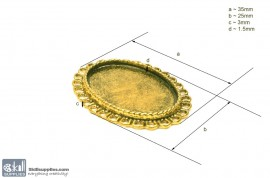 Pendant Tray31 Gold images