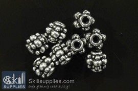 Spacers Antique Silver 5 images