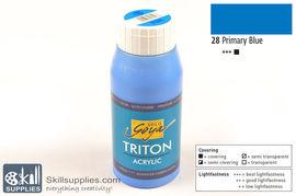 AcrylicPaint PrimaryBlueL