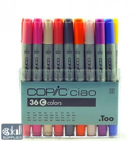 Copic Ciao Set,36C images