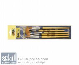 Craftpaint Brush Set 2