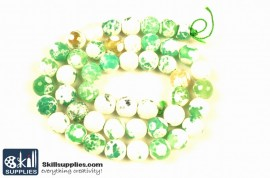 Faceted Candy Jade