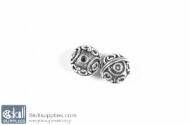 German Silver Bead 27 images