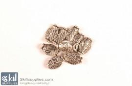 German Silver Bead 7
