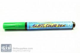 GlassColor Pen Green