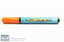 GlassColor Pen Orange