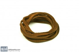LeatherCord Suede Brown images