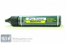 PicTixx MettalicPen Anthracite.DarkGray